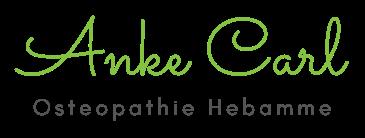 Osteopathie Hebamme Anke Carl